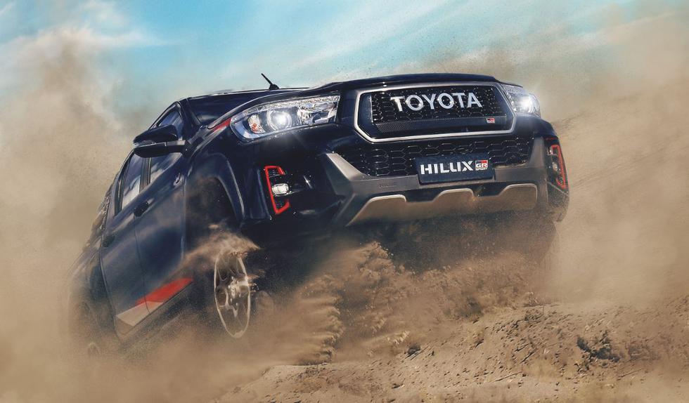 El primer modelo Gazoo Racing que se introduce al mercado peruano es la camioneta Hilux Gazoo Racing Sport II. (Foto: Difusión)