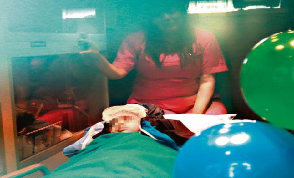 Familia de Tiago dice que aporte de Essalud no cubre terapias