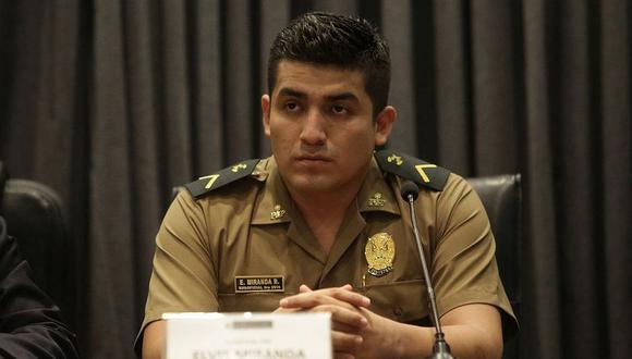 Piura: Tribunal Superior Militar Policial absuelve a suboficial Elvis Miranda (Foto GEC)