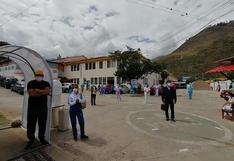 Apurímac: diez trabajadores del Hospital Regional de Abancay dieron positivo a COVID-19