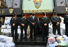 Luis Barranzuela asegura que reforzará lucha contra las drogas y el narcotráfico a través del apoyo a la Dirandro | VIDEO