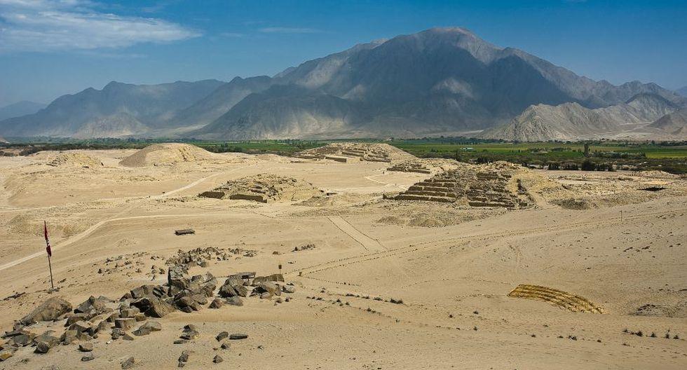 La Ciudad Sagrada de Caral fue un complejo formado por distintas construcciones, ubicado sobre una terraza que los protegía de posibles desastres naturales.
