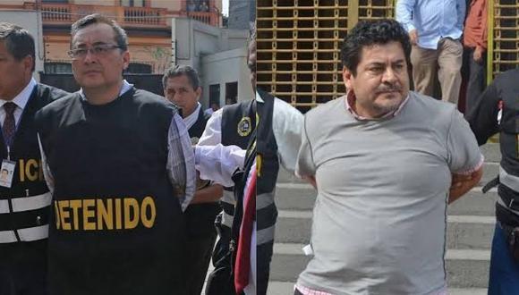 El equipo especial Lava Jato investiga a los exfuncionarios Jorge Cuba y Edwin Luyo por el Caso Metro de Lima. (Fotos: GEC)