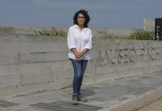 """Viceministra de Cultura: """"Se podría afectar de manera irreversible al santuario de Pachacamac"""""""
