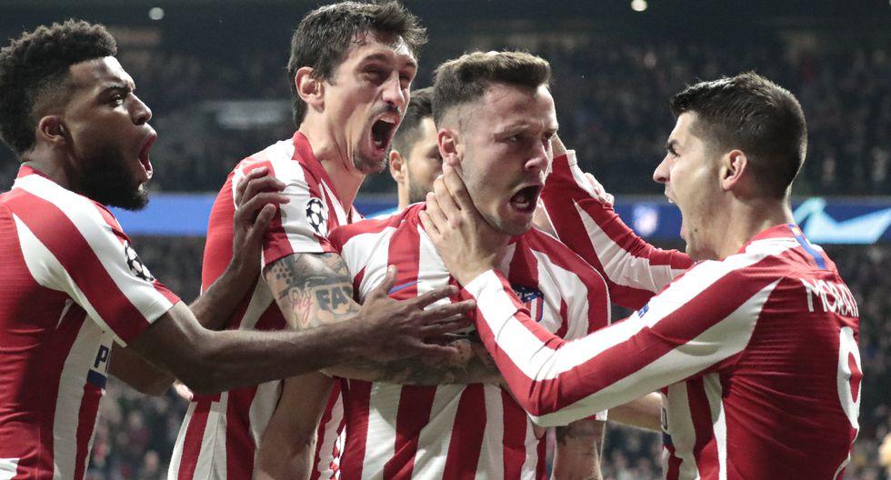 Atlético de Madrid se sometió al ERTE y la plantilla aceptó el descuento del 70% de su salario. (Foto: Agencias)