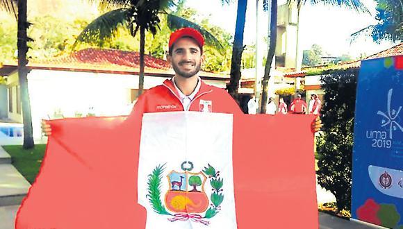 David Torrence representó al Perú en Río 2016 y en el Mundial de Londres 2017. (Foto: María José Fermi / GEC)