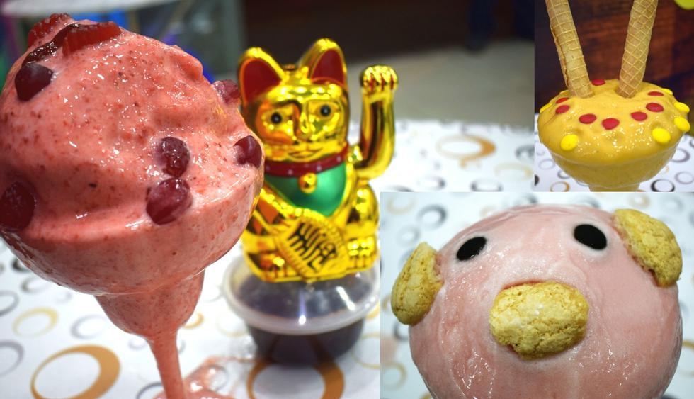 La 'Feria del helado artesanal' se realizará del 8 al 10 de febrero en el Centro Caminos del Inca de Surco. (Foto: Difusión)