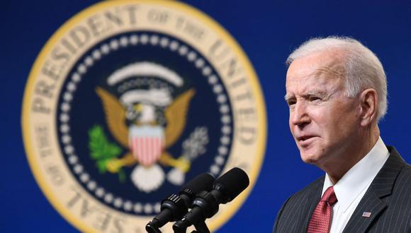 """Joe Biden quiere """"reevaluar"""" la relación de Estados Unidos con Arabia Saudita. (Foto: SAUL LOEB / AFP)."""