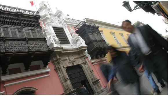 La Cancillería emitió un nuevo pronunciamiento en contra de la intromisión de personas extranjeras en el proceso electoral peruano (Foto: Archivo El Comercio)