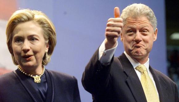 Hillary Clinton dice que su esposo será útil en la Casa Blanca