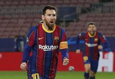 Lionel Messi: el astronómico sueldo que el Manchester City le ofrecería para ficharlo