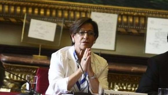 El último domingo, se difundieron partes del informe de la Contraloría sobre los últimos meses de mandato de la ex alcaldesa Susana Villarán. (Foto: Archivo El Comercio)