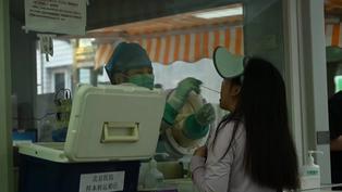 Millones de personas confinadas en China por variante delta del coronavirus