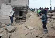 Huancavelica: familia muere al desplomarse su vivienda debido a intensas lluvias