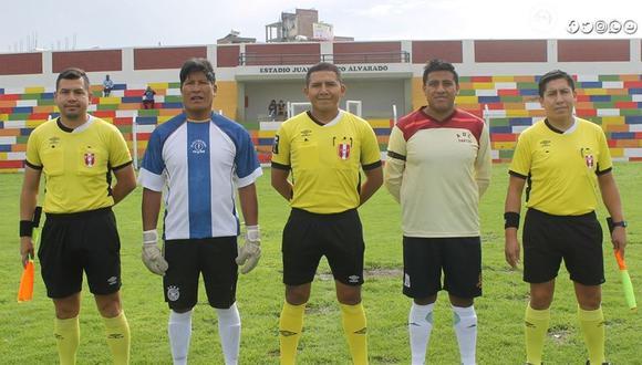 Juventud Unida y FBC Olimpia fueron los protagonistas en la Copa Perú. (Foto: Ciudad del Gol)