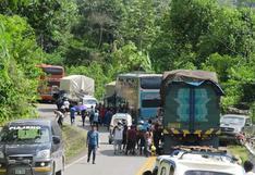 Paro de cocaleros: autoridades de Puno y Madre de Dios no llegan a un acuerdo y vía Interoceánica sigue bloqueada