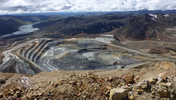 El saldo del canon minero será transferido. (Foto: GEC)