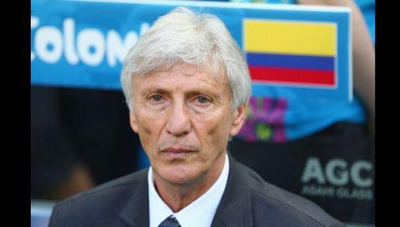 José Pekerman seguirá al frente de la selección colombiana