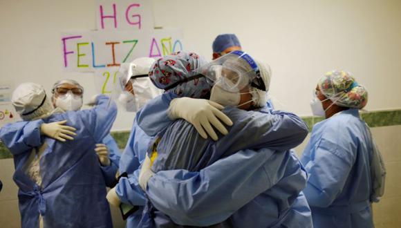 Coronavirus en México | Últimas noticias | Último minuto: reporte de infectados y muertos hoy, viernes 01 de enero del 2021 | Covid-19. (Foto: REUTERS/Jose Luis Gonzalez).