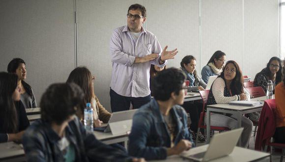"""""""Las universidades e institutos de educación superior tienen que reinventarse, a fin de mejorar radicalmente su flexibilidad académica, pertinencia práctica y conexión con las demandas del mundo real"""", señala Yamada. (Foto: GEC)"""