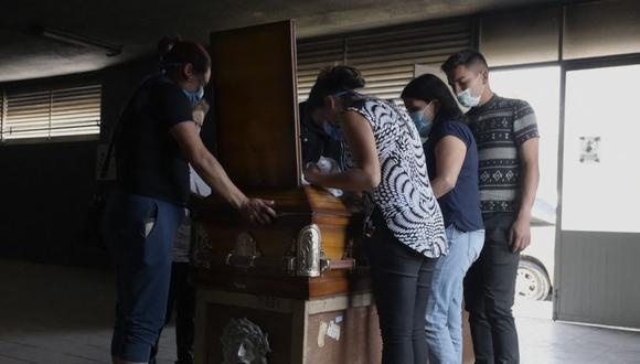 Coronavirus en México | Últimas noticias | Último minuto: reporte de infectados y muertos por COVID-19 hoy, viernes 09 de abril del 2021. (Foto: AFP / Alfredo ESTRELLA).