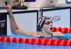 La nadadora de EE.UU. que logró dos boletos para Tokio 2020 en solo 70 minutos