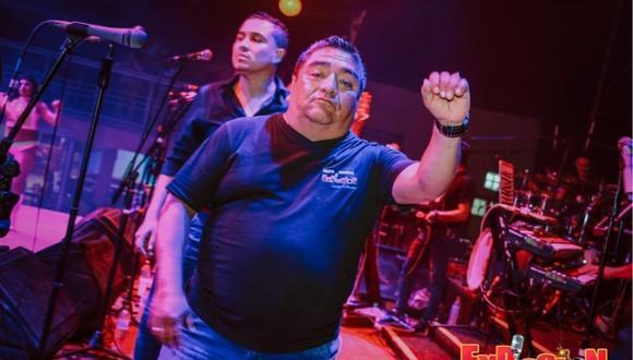 Explosión de Iquitos lamentó la muerte de David Núñez, vocalista de la agrupación. (Foto: Facebook oficial de Explosión de Iquitos)