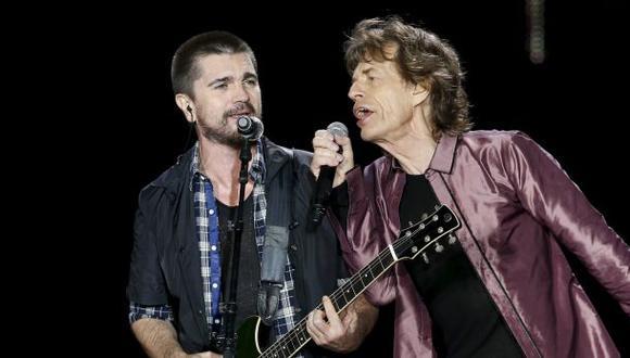 Juanes cantó junto a The Rolling Stones en Colombia [VIDEO]