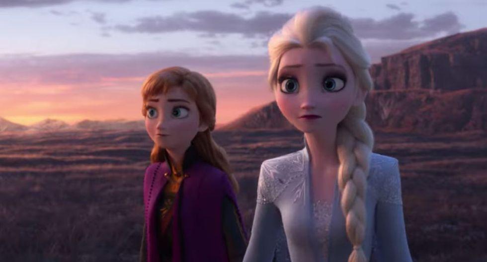 """El crecimiento de Anna y Elsa será lo que impulse """"Frozen 2"""". (Foto: Disney)"""