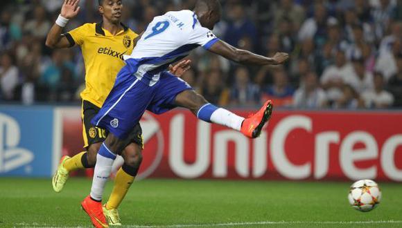 Porto goleó con doblete de Jackson Martínez en solo 5 minutos