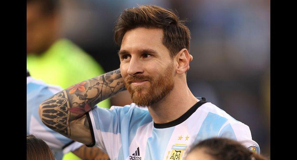 Lionel Messi y otros futbolistas castigados por la justicia  - 1