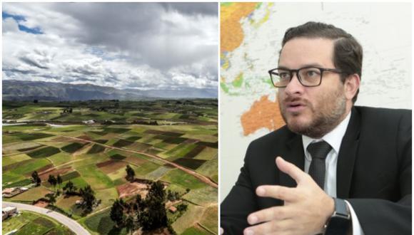 El ministro Edgar Vásquez dijo que el país necesita diversificar sus opciones turísticas. (Foto: GEC)