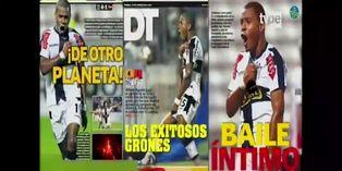 'Zorrito' Aguirre cuenta anécdotas de goleada a Estudiantes