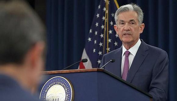 """Pese a las dudas, afirmó que la economía de Estados Unidos se encuentra """"en buena forma"""". (Foto: AFP)"""