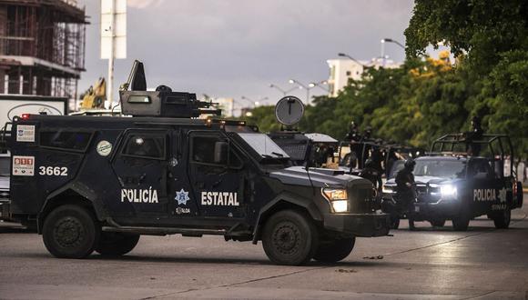 Ataque con explosivos afuera de un restaurante deja dos muertos en el estado mexicano de Guanajuato. (Foto referencial, RASHIDE FRIAS / AFP).