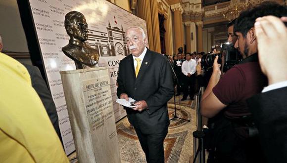 Carlos Tubino insiste en que se convoque a Consejo Directivo. (Foto: Anthony Niño de Guzmán)