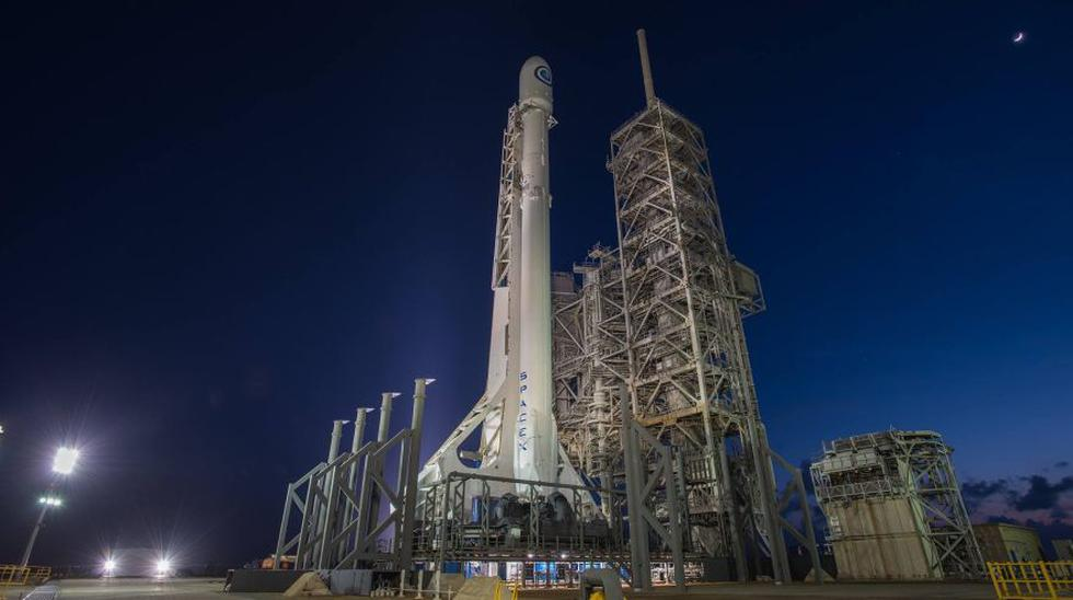 SpaceX: el lanzamiento del satélite de EE.UU. en fotos - 3