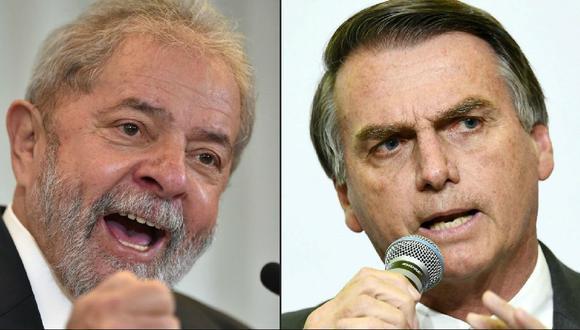 Jair Bolsonaro dice que Brasil no es gobernado por borrachos en respuesta a Lula da Silva. (AFP).