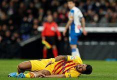 Quién será el '9' que reemplazará a Luis Suárez en el Barcelona