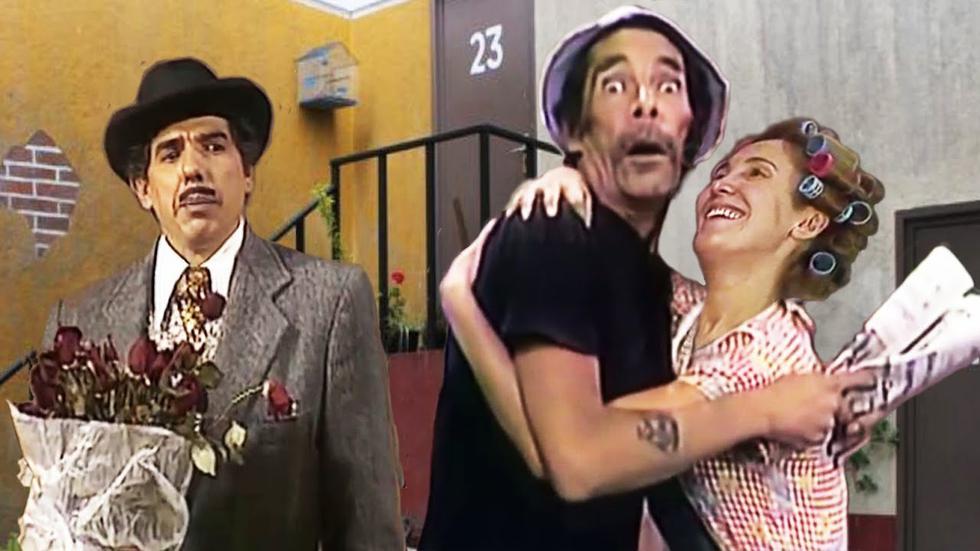 Este capítulo fue muy extraño ya que vimos a Don Ramón en una faceta que nadie esperó nunca. (Foto: Televisa)