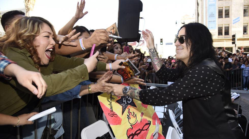 Maná recibió estrella en Paseo de la Fama de Hollywood [FOTOS] - 5