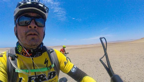 Más de 30 mil ciclistas del Perú emplean las carreteras para entrenar para las competencias y desafíos, y la Ley General de Transportes no prohíbe el uso de este medio en este tipo de vías. Sin embargo, no existe infraestructura segura para el ciclista en carreteras.