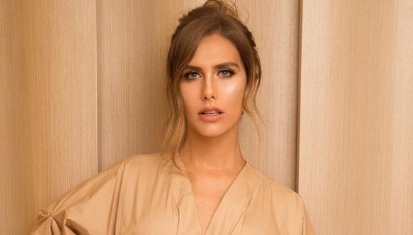 Angela Ponce, Miss España 2018, sorprende posando en lencería. (Foto: @angelaponceofficial)