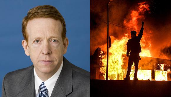 """""""Las protestas son inevitables en una situación así. La gente está enojada"""", señala Thomas Carothers. (Foto: AP)"""