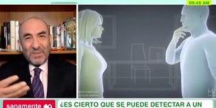 Salud: Dr Huerta niega que vinagre ayude a detectar a un paciente asintomático de COVID-19