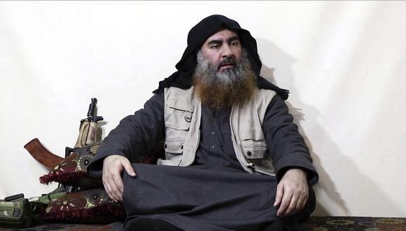 """""""La muerte de Abu Bakr al Bagdadi, líder del Estado Islámico (EI), es profundamente importante"""". (AP)."""