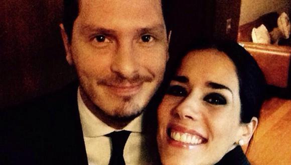 Cristian Rivero y Gianella Neyra comparten tierna foto juntos
