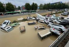 China: cifra de muertos por históricas inundaciones se dispara a 300