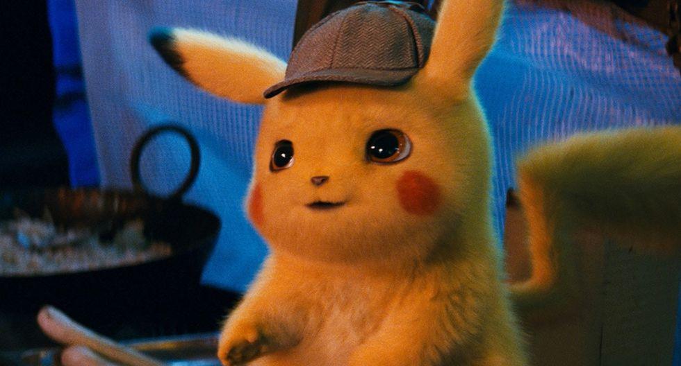 """""""Detective Pikachu"""" fue estrenada en 2019 con gran éxito. (warnerbros.com)"""