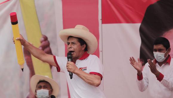 """""""La iniciativa de Castillo tiene más sentido electoral, por su tonada populista, que práctico, toda vez que no apunta a solucionar los problemas que persisten en nuestro sistema de justicia"""". (Foto: Britanie Arroyo/GEC)"""